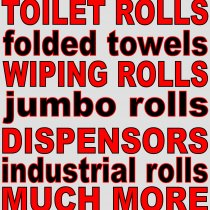 Paper/cloth products & dispensors